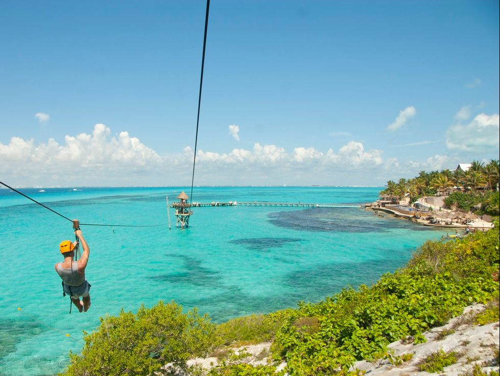 Royal Garrafon National Park Isla Mujeres Mexico Online Tickets