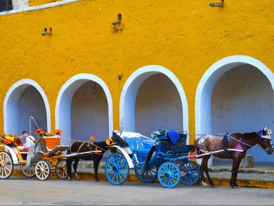 Izamal Yucatan Travel Information